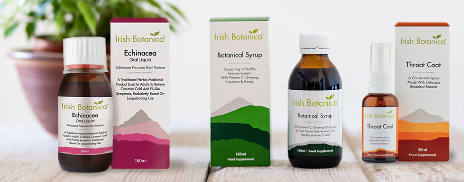 Irish Botanica Range